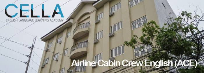 Khóa học Airline Cabin Crew English (ACE) tại Cella - Cebu